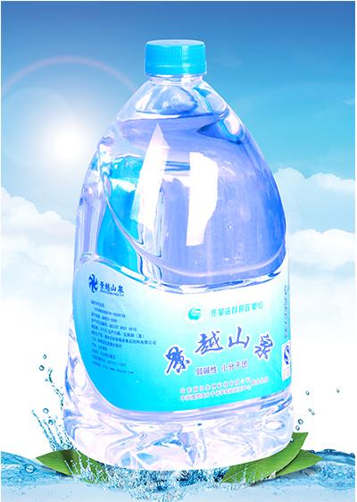 5L景越矿泉水